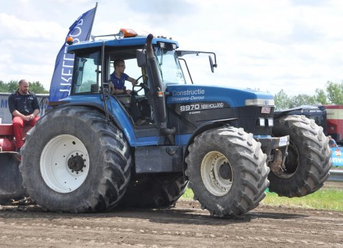 New Holland 8970 van nht8040