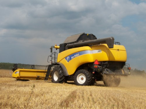 New Holland CX 860 van jellehoekstra