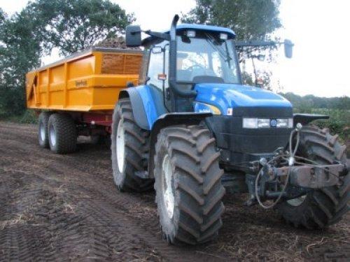 New Holland TM 140 van yvojacobs