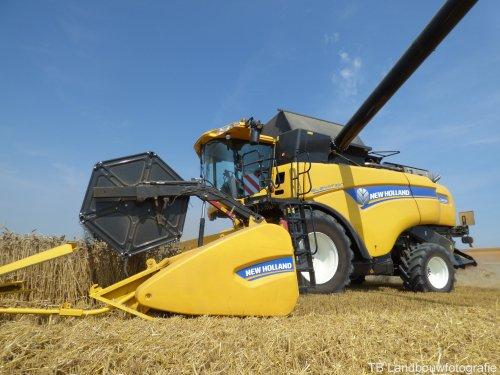 New Holland CX 8080 van thomie22