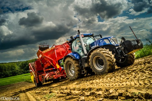 New Holland T 7.270 van dieter1086