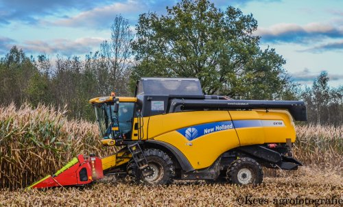 New Holland CX 780 van kees-steyr