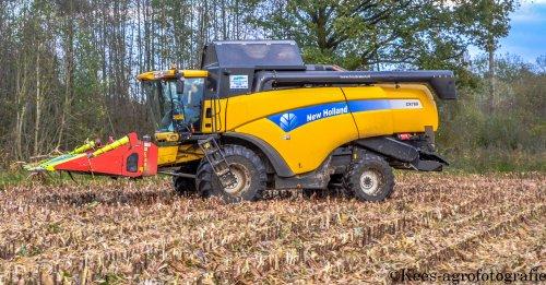 New Holland CX 780 van kees-steyr