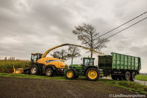 New Holland FR 9080 van tractorfreek