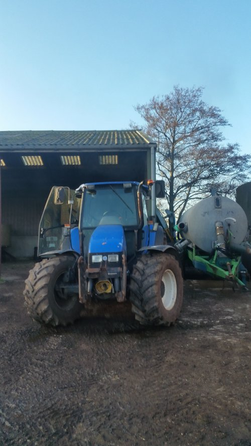 New Holland TL 100 van devonvdkroon