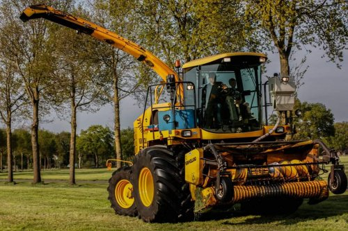New Holland FX 38 van bart99