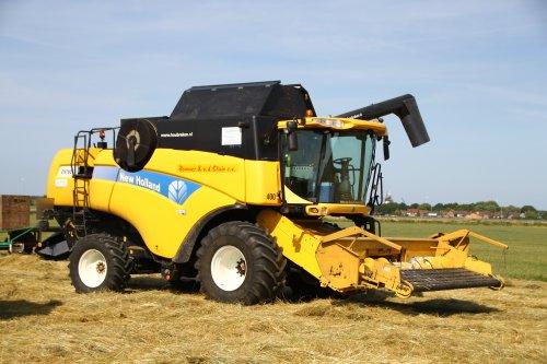 New Holland CX 780 van alfredo