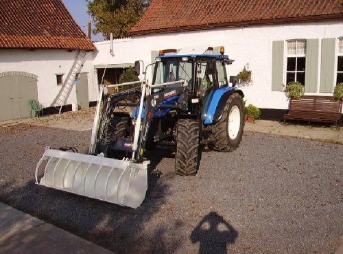 New Holland TL 100 van Fiat-agri