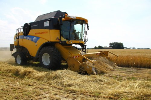 New Holland CX 780 van alfredo