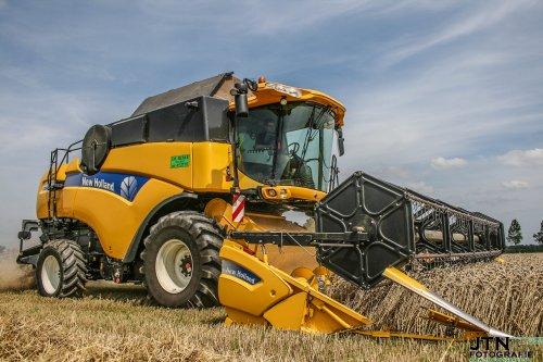 New Holland CX 8060 van jurgenkrijt