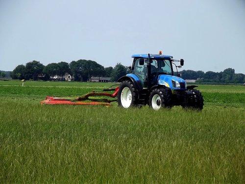 New Holland T 6000 van pekkerietfan