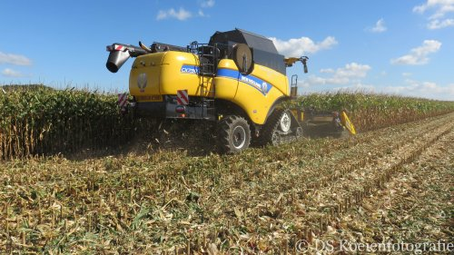 New Holland CX van Fiat110-90 DT