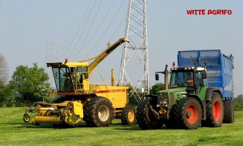 Op een doordeweekse zomeravond in 2006. Wat je dan allemaal kan tegen komen......Wunderbär!!. Geplaatst door witte op 30-12-2015 om 23:59:35, op TractorFan.nl - de nummer 1 tractor foto website.