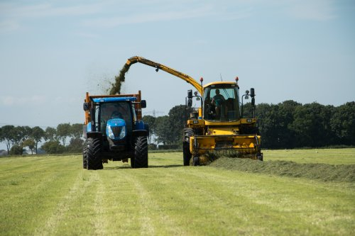 New Holland FX 40 van jd6100