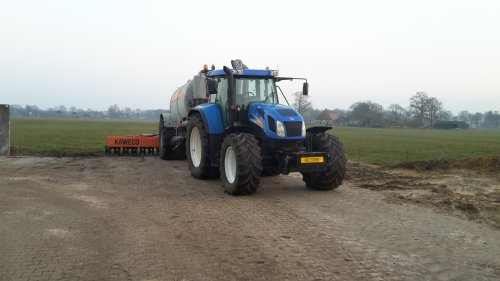 New Holland TVT 155 van N-Htvt155Wessel