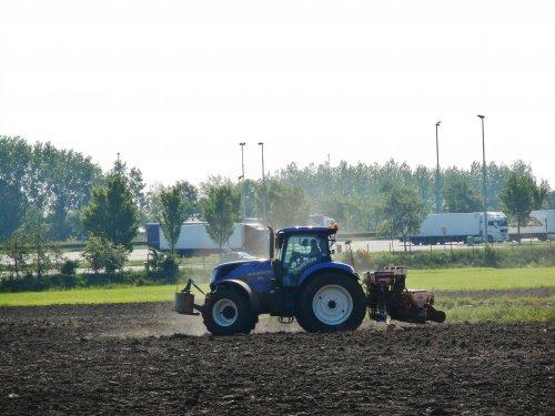 New Holland T 7.190 van tractorquintentje