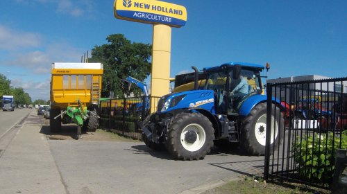 New Holland T 6000 van johnnyboy