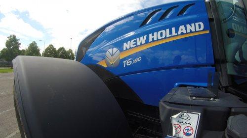New Holland T 6000 van johnnyboy