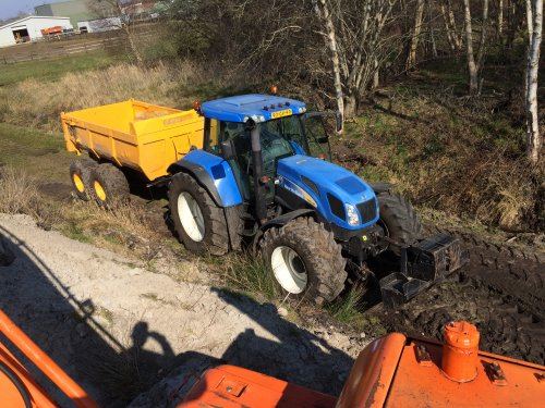New Holland TVT 155 van geert_hans