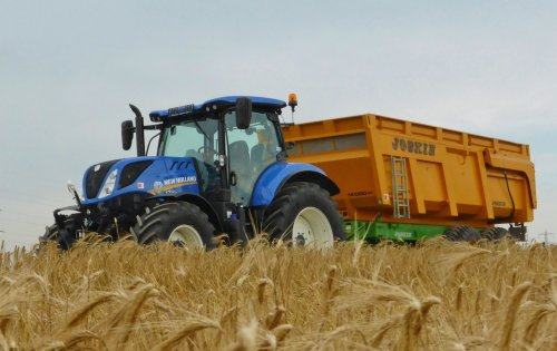 New Holland T 7.190 van Oldtimer-fan