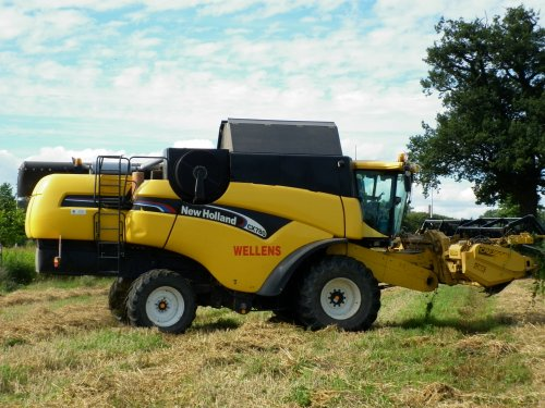 New Holland CX 780 van XC 70