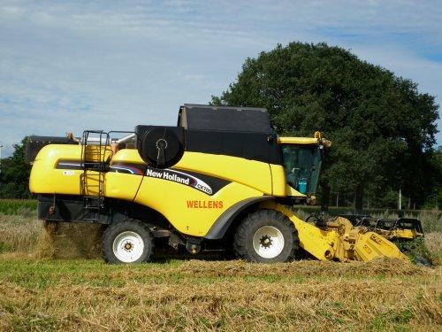 New Holland CX 780 van XC 70