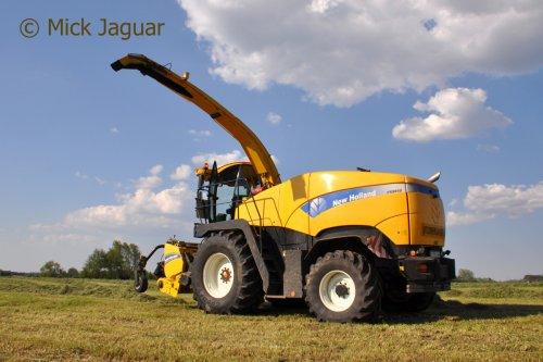New Holland FR 500 van Mick Jaguar