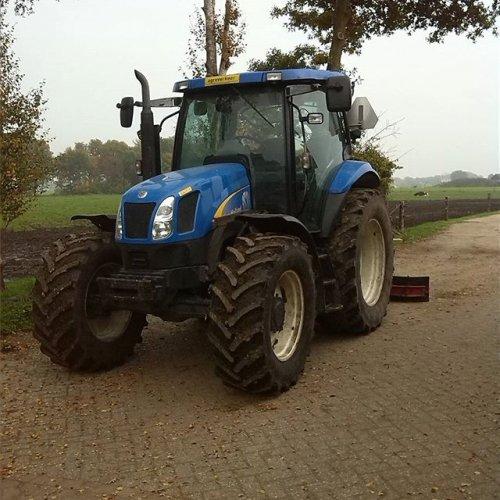 New Holland TS 100 A van Gerwin 1455