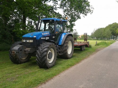 New Holland 8360 van Jochem Menting