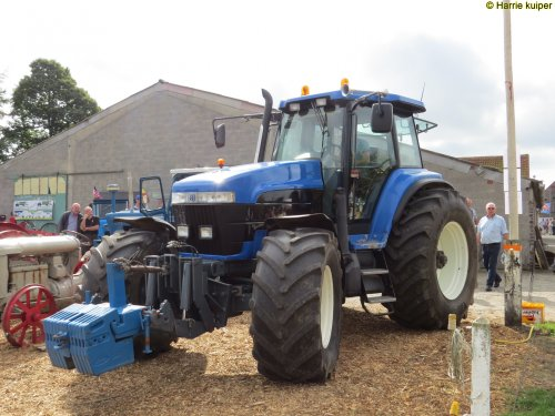 New Holland 8970 van oldtimergek