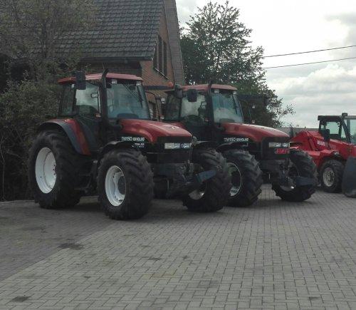 Foto van een New Holland TM 150. Geplaatst door guy op 12-11-2016 om 16:24:02, op TractorFan.nl - de nummer 1 tractor foto website.