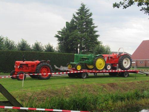 Foto van een Nuffield Meerdere  oldtimerdag 22-07-2017 olde trekkers kiekn.. Geplaatst door oldtimergek op 22-07-2017 om 22:04:16, op TractorFan.nl - de nummer 1 tractor foto website.