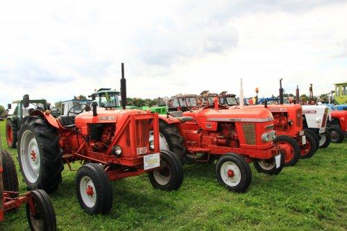 Foto van een Nuffield Meerdere. Geplaatst door alfredo op 20-08-2017 om 12:19:05, op TractorFan.nl - de nummer 1 tractor foto website.