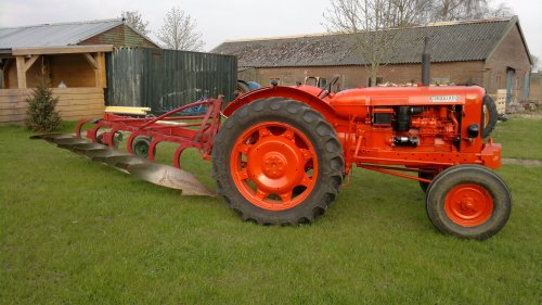Nuffield Universal Four