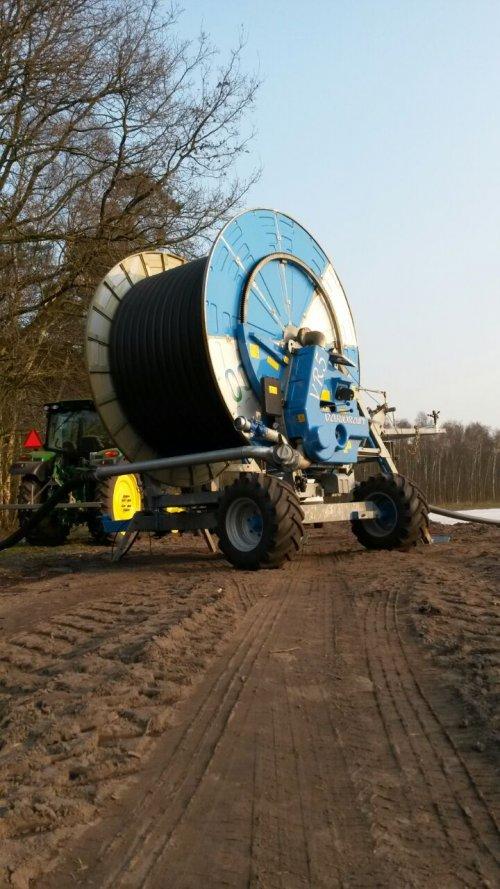 Foto van een ocmis VR 5. Geplaatst door JD 6125R op 16-03-2015 om 19:58:37, op TractorFan.nl - de nummer 1 tractor foto website.