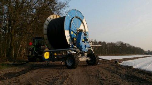 Foto van een ocmis Haspel.. Geplaatst door JD 6125R op 16-03-2015 om 20:00:04, op TractorFan.nl - de nummer 1 tractor foto website.