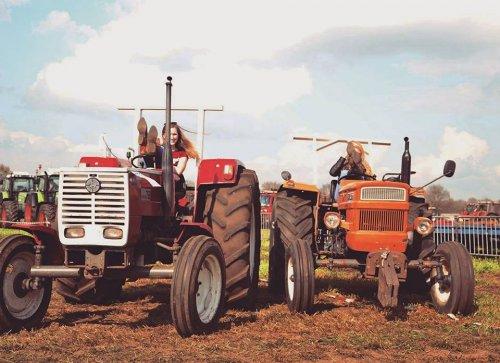 Onbekend Tractor van boerineke