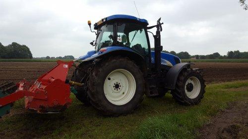 New Holland TS 135 A van JensPal