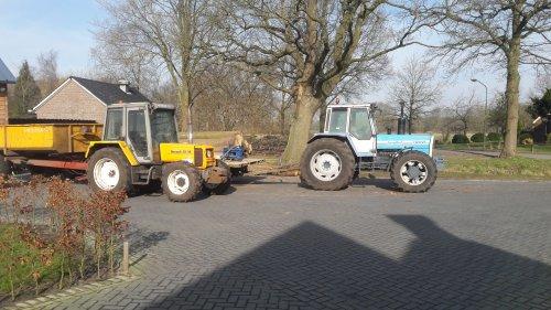 Tractors Diverse van tim-klok
