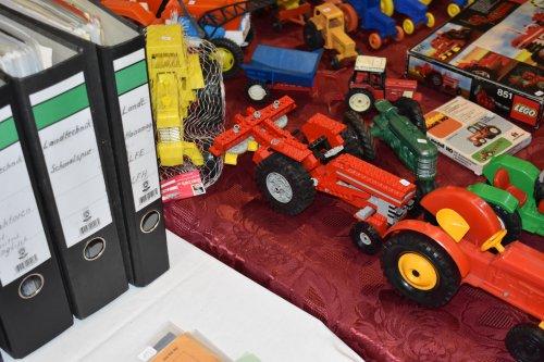 Onbekend Lego tractor. van jordi 1455