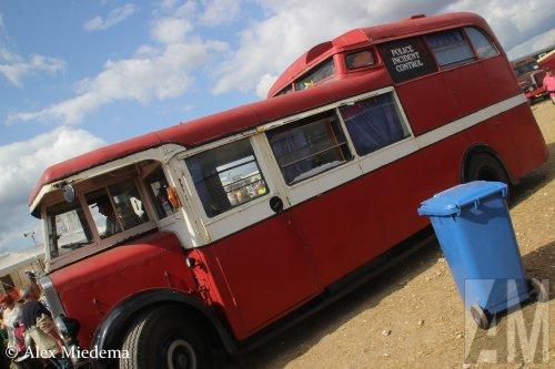 Leyland buschassis (vrachtwagen) van Alex Miedema