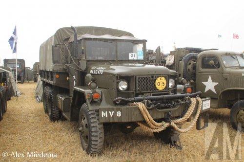 Onbekend M-truck van Alex Miedema