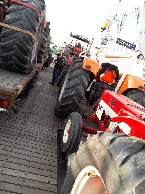 Tractors Diverse van t6030power