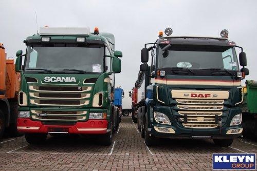 Foto van een Onbekend meerdere (diverse merken).. Geplaatst door Katy Kleyn op 16-07-2021 om 11:21:19, op TractorFan.nl - de nummer 1 tractor foto website.