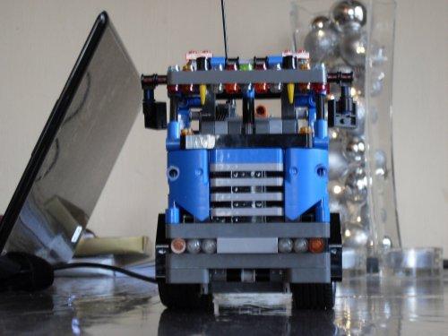 Onbekend Lego technic van Luuk john deere