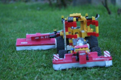 Onbekend Lego technic van fendtinterfan