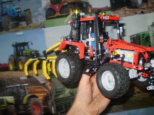 Onbekend Lego technic van koeninterfan