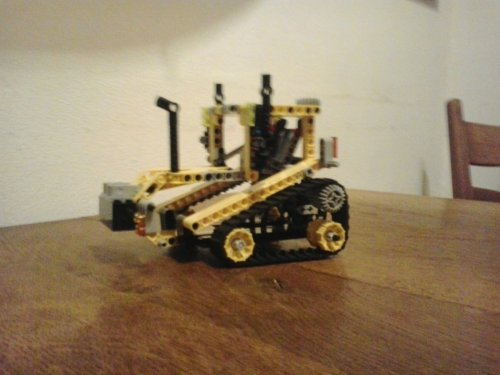 Onbekend Lego technic van thomie22