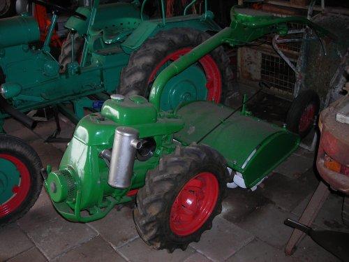 Agria 1700 van AG35