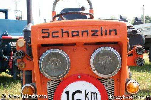 Schanzlin Logo van Alex Miedema